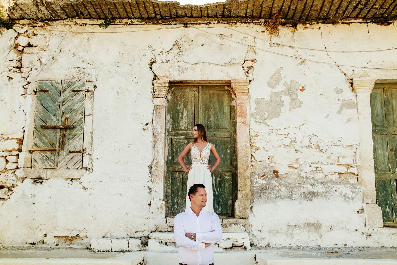 Ania i Kamil w Grecji
