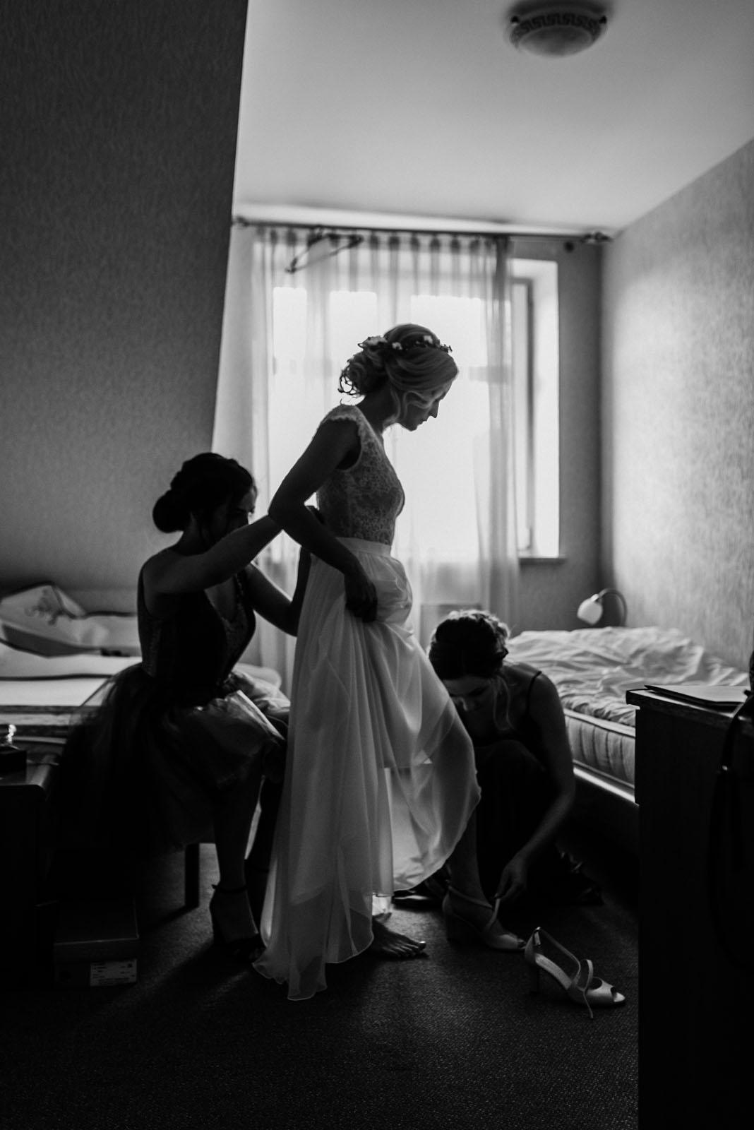 wesele w panoramie w nowym wiśniczu