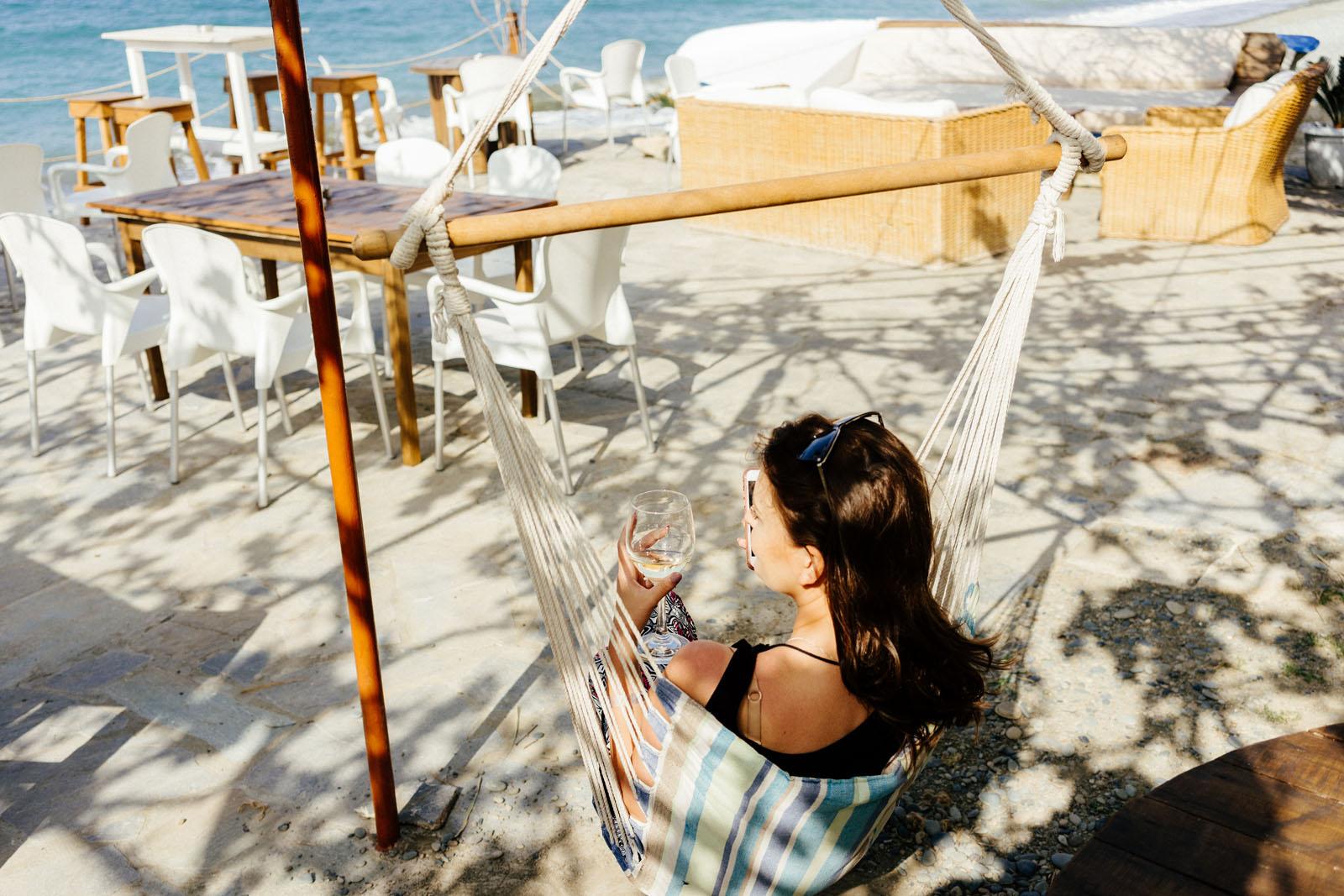 Relaks nad morzem
