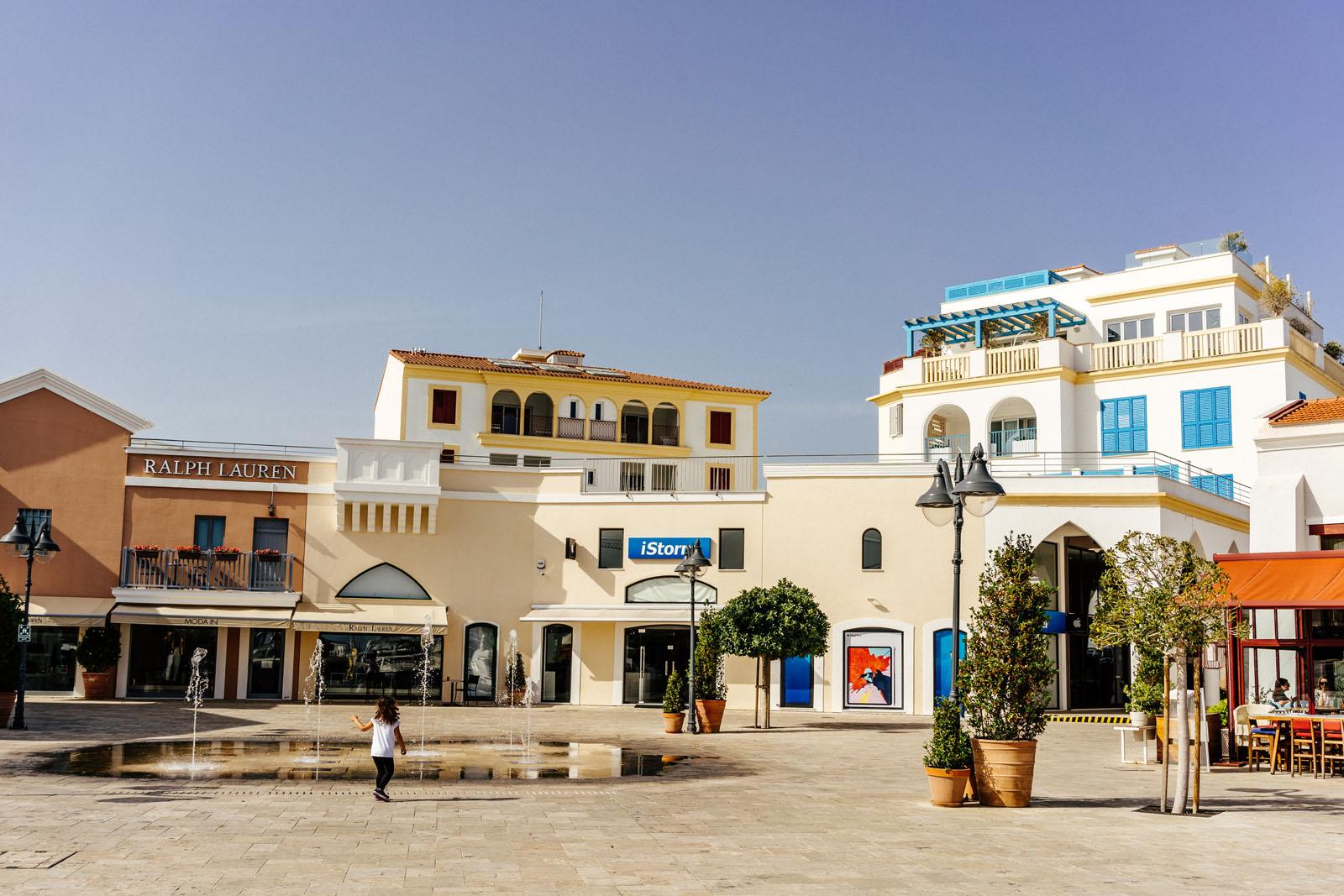 Stary Port w Limassol
