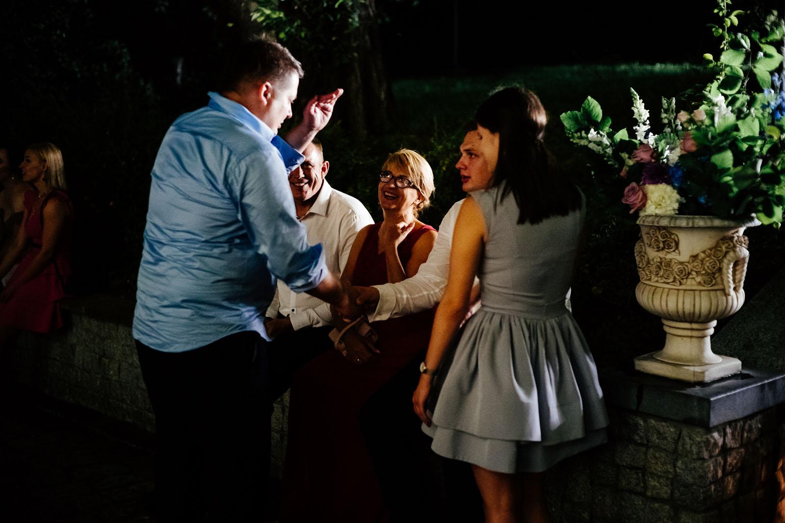 ślub w pałacu w śmiłowicach