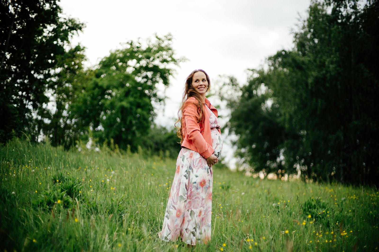 Sesja ciążowa Wieliczka