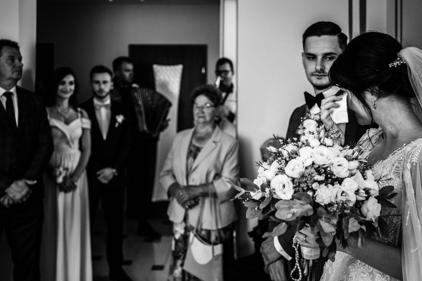 Ślub w Wieliczce
