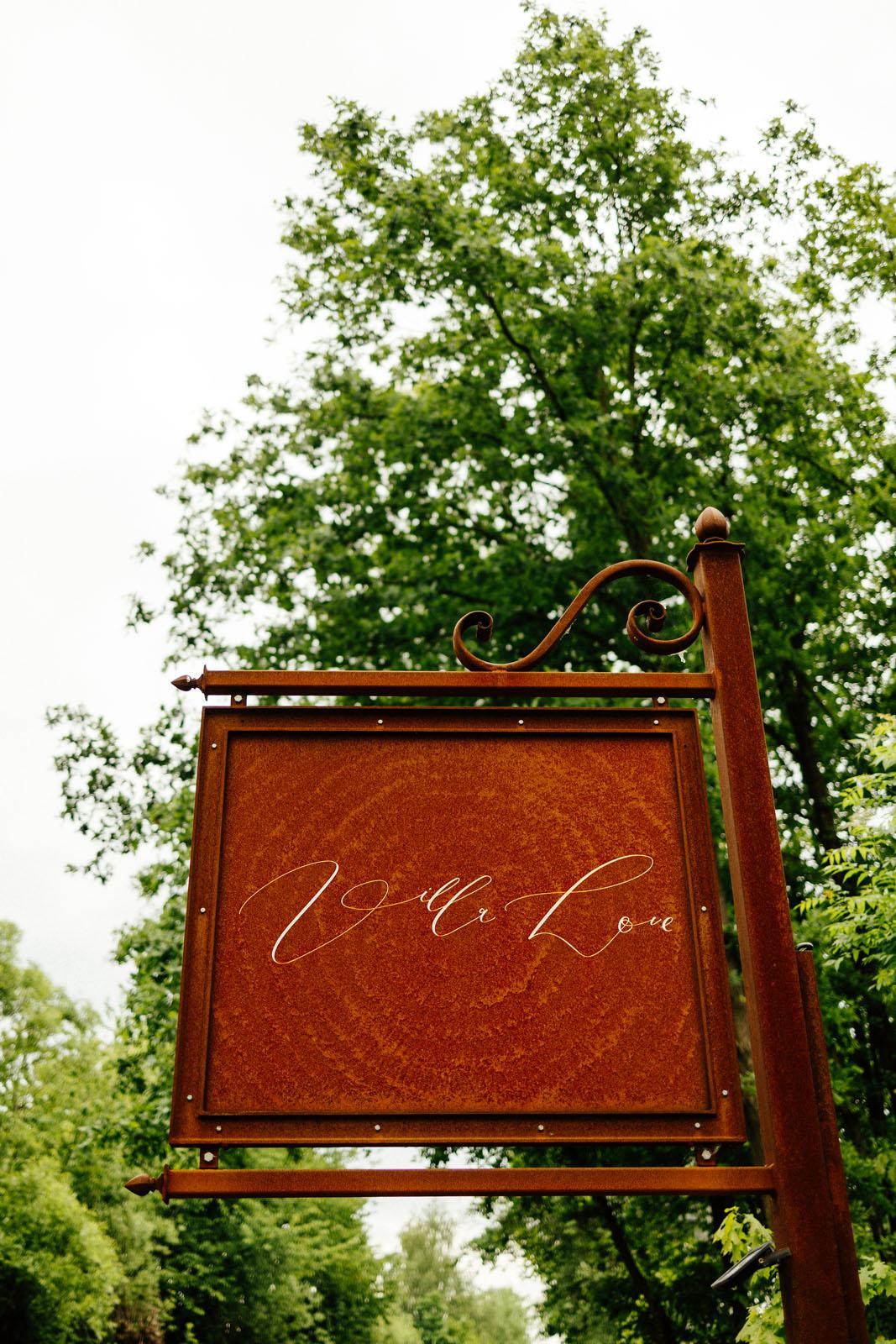 Wesele w Villa Love